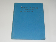 Return to Power The Grands Prix of 1966 and 1967 (Frostick 1967) No Jacket